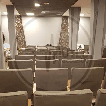 Konferans Salonu Akustik Panel