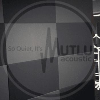 Stüdyo Stüdyo Akustik Kumaş Panel