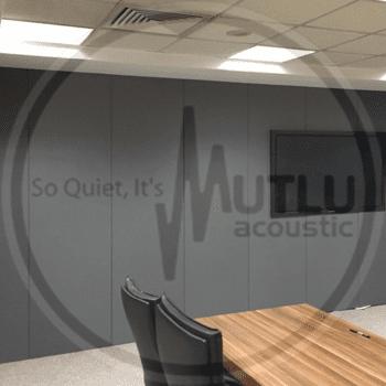 Ofis Kumaş Kaplı Akustik Panel