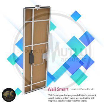 Hareketli Bölme Duvar Sistemleri Wall Smart