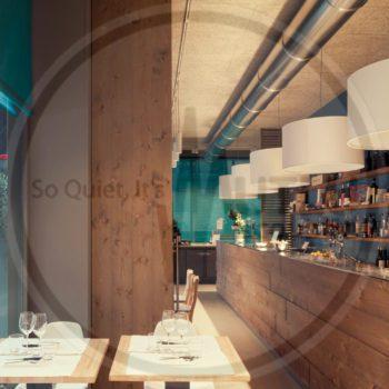 Celenit Örnek Uygulama Kafe Bar