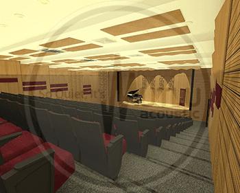 Konferans Salonu Projelendirme