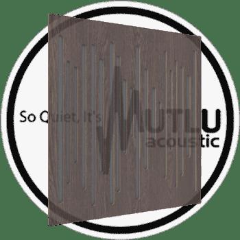 Wood Middle Orta Frekans Akustik Koyu Kahverengi