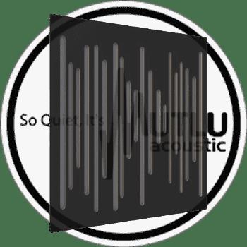 Wood Middle Orta Frekans Akustik Siyah