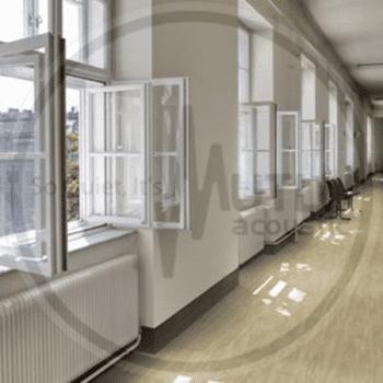 Dekoratif PVC Zemin Ses Yalıtımı Mineflo