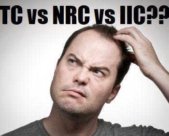 STC NRC IIC